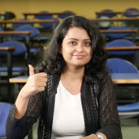 Shruti -  Student |speaks about