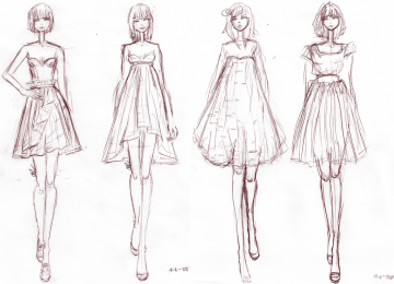 Latest Tech Trends in the Fashion Designing Inudstry