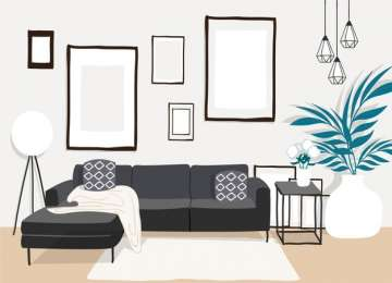 What are the subjects in Interior Designing?