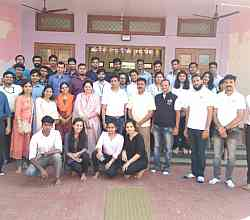 Rural visit to Roha by PGDM Retail Management & Marketing Department