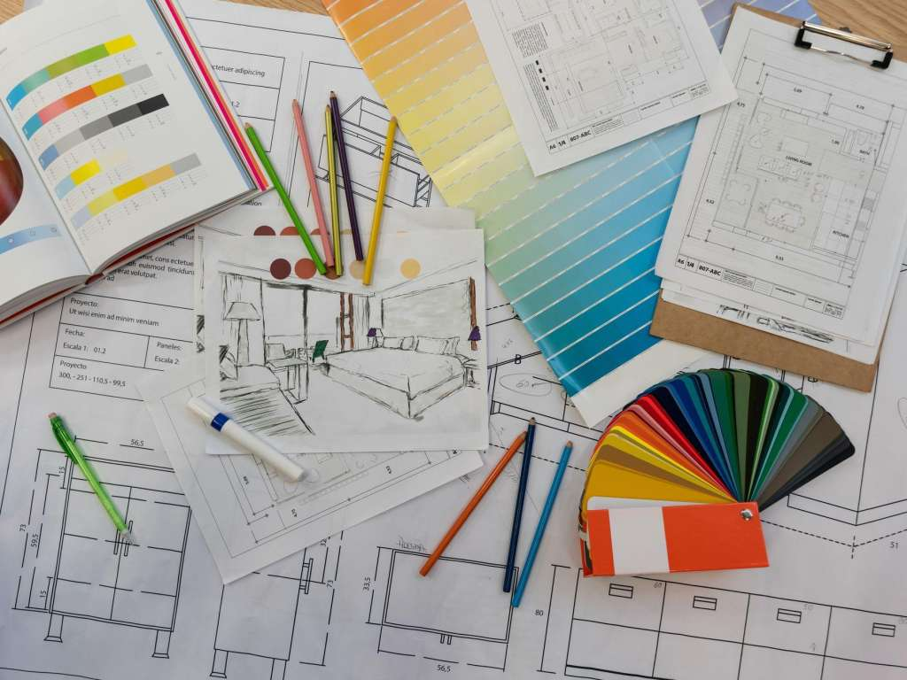 What should you look for in an interior designer
