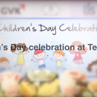 IHM Children's Day at Airport T2
