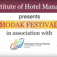 IHM Modak Festival at Airport, T2