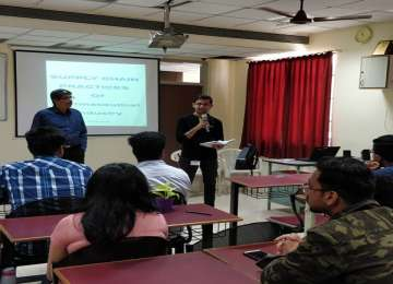 BS Guest Session on Supply chain management in pharma industry
