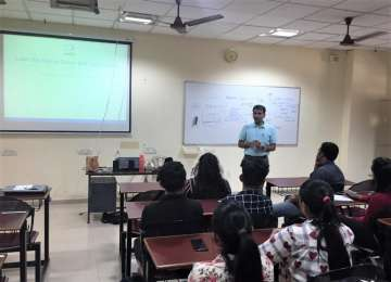 BS HR Department (PGDM- 19-21) Guest Lecture