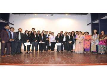 BS Report on Inaugural ceremony of Business Choupal 9.0