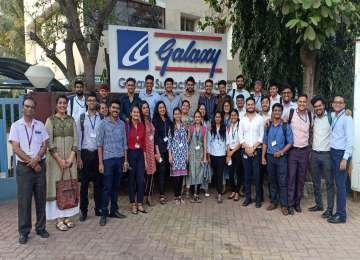 BS Report on the Second day industrial visit