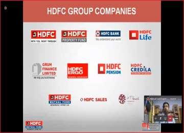 Report on Workshop on 'Mutual Fund Expert Speak – HDFC AMC – Mumbai'