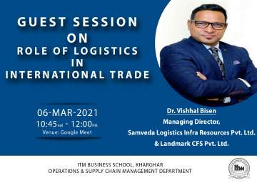 Report on Role of Logistics in International Trade