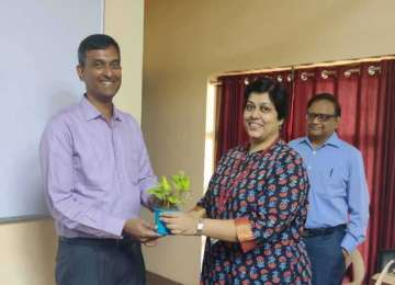 Report on IT system for Project Management held at ITM B-School  (Department of Operations &SCM)