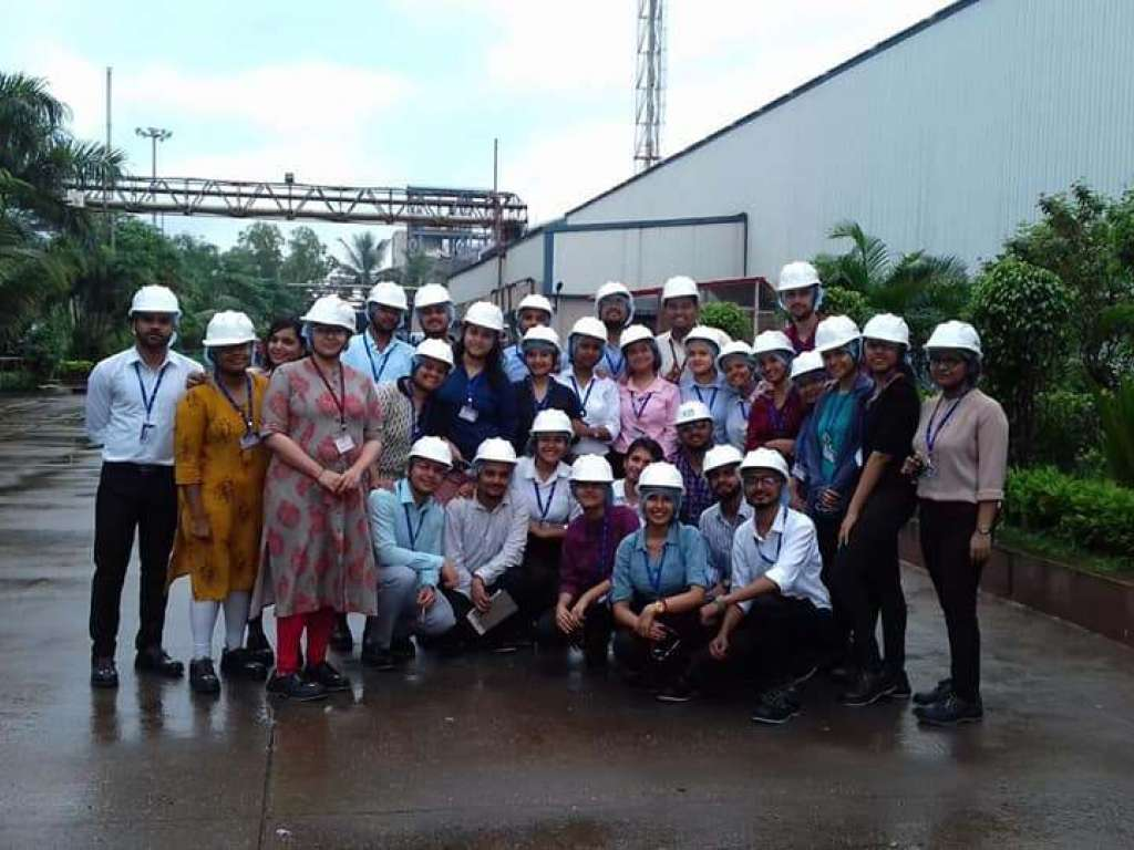 Industrial visit - Galaxy Surfactants.