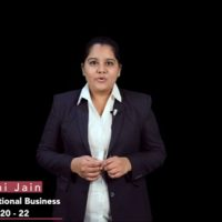 BS Himanshi Jain International Business