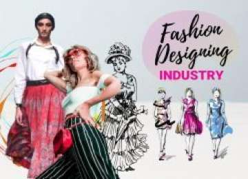 All you need to know about the Fashion Designing Industry