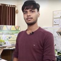 Shubham Gupta - Final Year Student