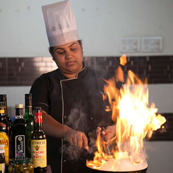 About BA In International Culinary Arts