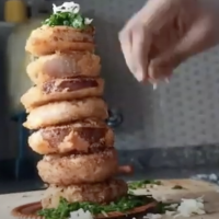 IHM Stuffed onion Rings