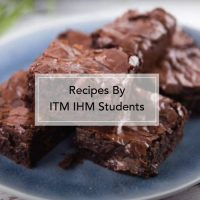 IHM Chocolate brownie