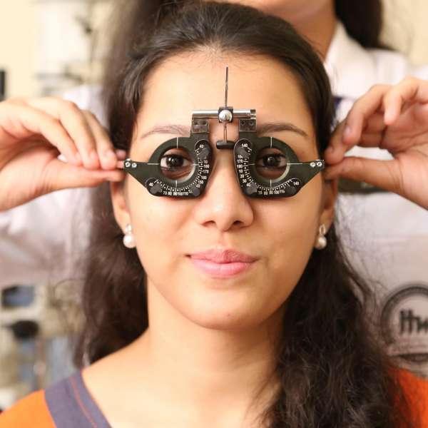 B.Sc in Optometry