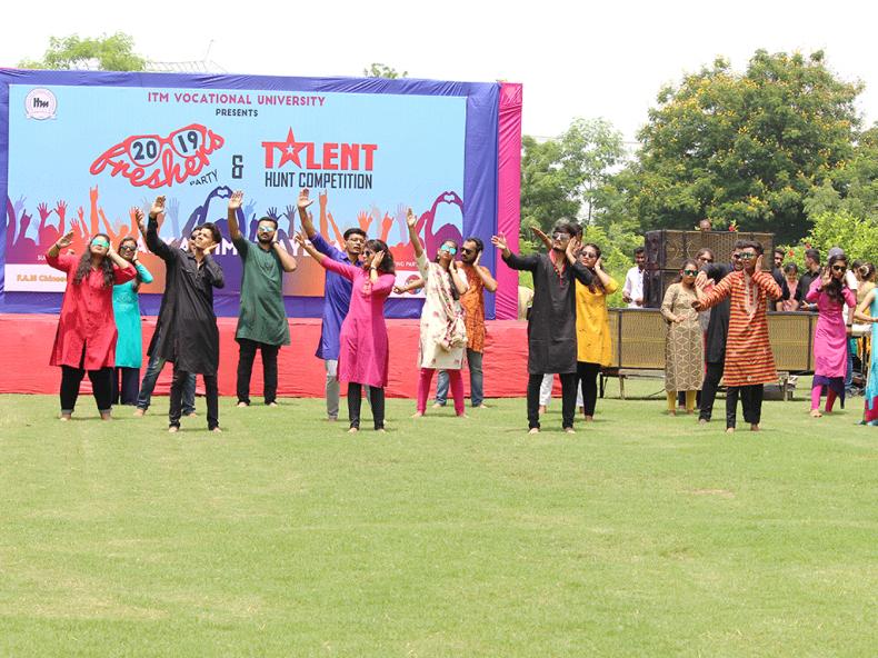 VU Talent Hunt Competition