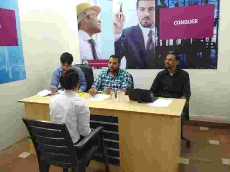 VU Campus drive of Webmob Technologies